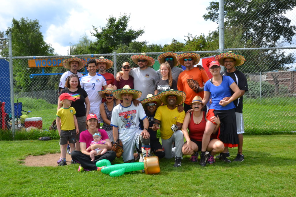 Latinoamericano Softball Day